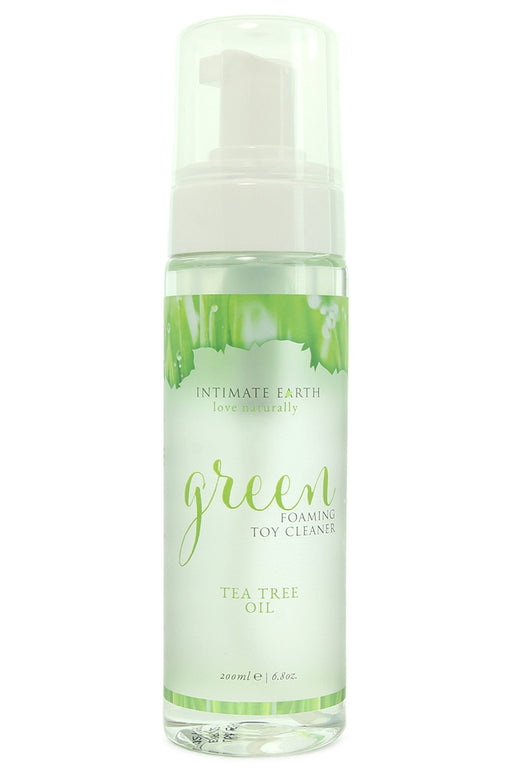 Green Foaming Toy Cleaner in 6.8oz/200ml