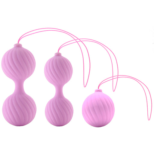 O'Weighted Kegel Balls in Pink
