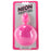 Bunny Tail Beginner Silicone Butt Plug in Pink