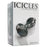 Icicles No. 78 Glass Plug in Black