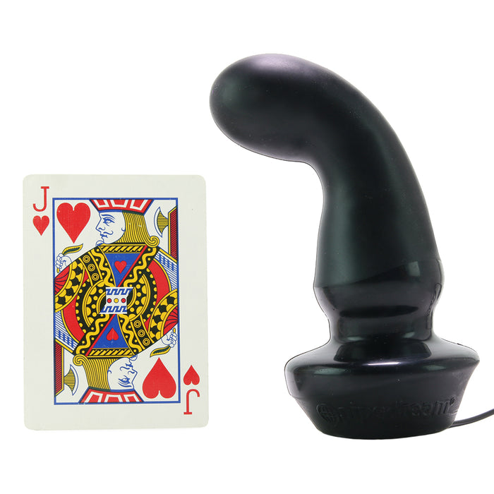 Anal Fantasy Elite Inflatable Silicone P-Spot Massager