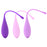 Fantasy For Her Kegel Train-Her Set in Purple