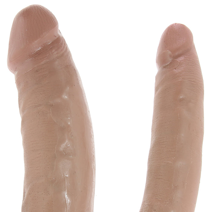 King Cock Small Double Trouble in Tan