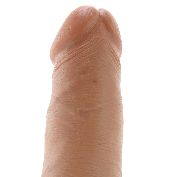 "King Cock 5"" Dildo in Tan"