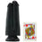 "King Cock 7"" Two Cocks One Hole Dildo in Black"