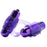 Duo-Vibrating Super Ring in Purple