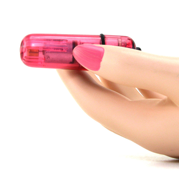 1-Touch Super Powered Bullet Vibrator in Pink