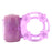 BigO Rechargeable Vibrator Ring in Purple