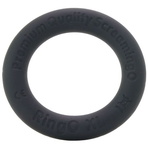 RingO Ritz XL Cock Ring in Black