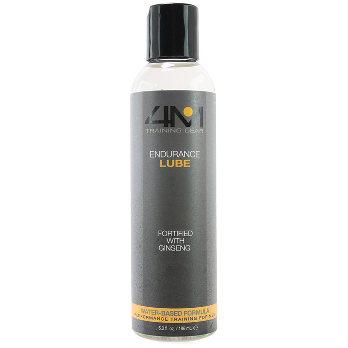 4M Endurance Lube with Ginseng in 6.3oz/186 ml