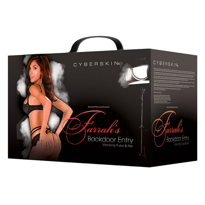 Farrah Abraham's CyberSkin Backdoor Entry