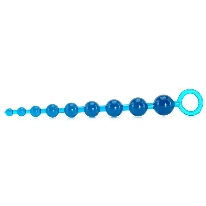 Sex Please! Sexy Beads in Blue