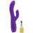 Rockie Rechargeable Dual Vibrator in In To You Indigo