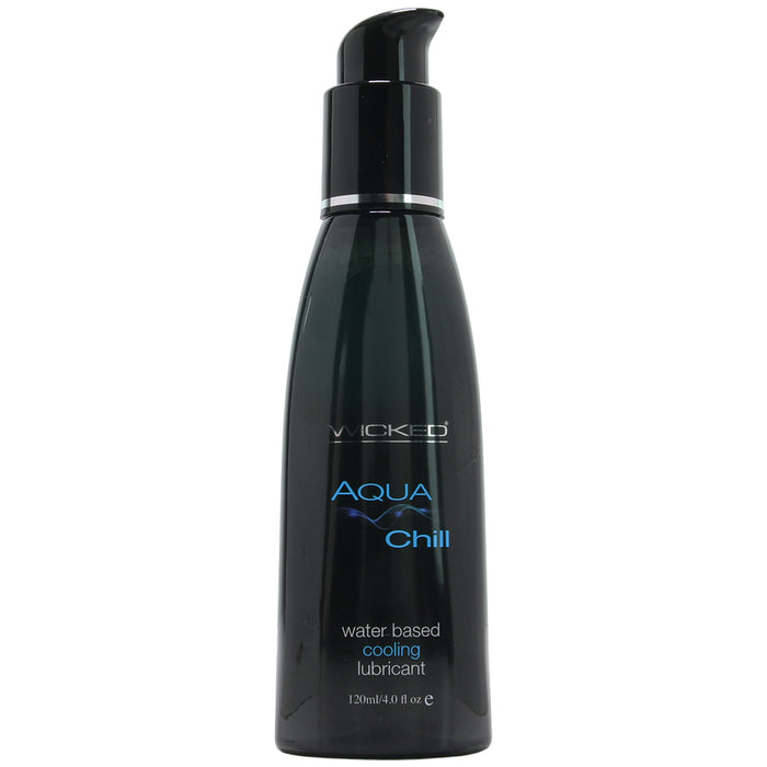 Aqua Chill Water Based Cooling Lubricant in 4oz/120ml