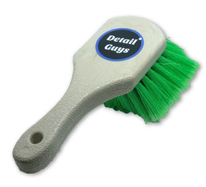 Short Wheel Brush
