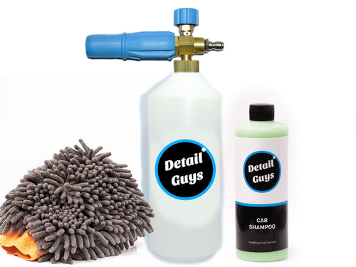 Foam Cannon Car Wash Kit