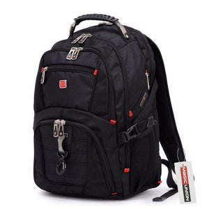Oxford Multi-Compartment and Pocket 15 Inch Laptop Backpacks Men's