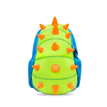 Dinosaur Animal Waterproof Neoprene  Koopa Children School Backpack