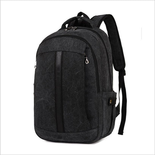Vintage Casual 2 Compartment Laptop Backpack