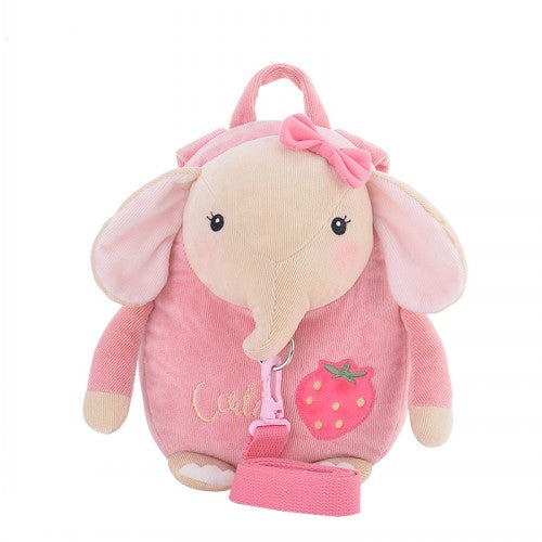 Animals Cute Plush Toddler Backpack Age 1-3