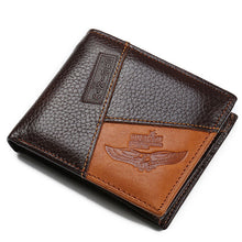 Western Style Genuine Leather Wallet