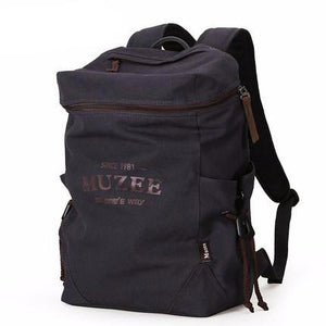 Urban Fashion Rucksack Style Large Capacity 15.6inch Laptop Backpack