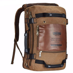 Canvas Large Multifunctional Travel Bag
