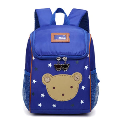 Bear Stars Children Pre K-1 Personal Backpack