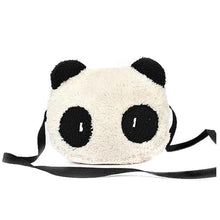 Fashion Cute Girl Style Panda Backpack Shoulder  Bag Set