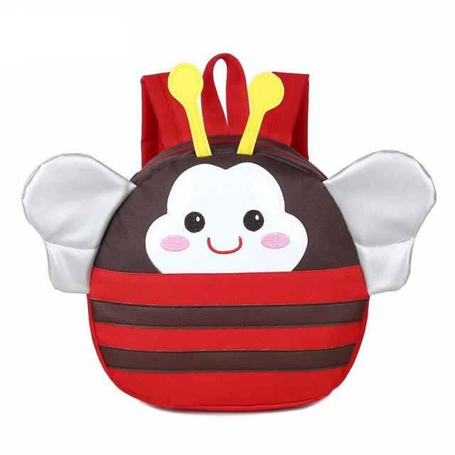 Bee Face or Anti-Lost Wings PreK-K Backpack