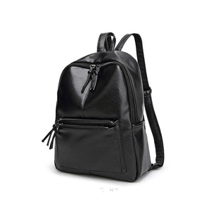 Bolish Backpack Small Soft PU Synth Leather