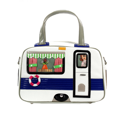 RV Time Fashion Creative Personality Handbag