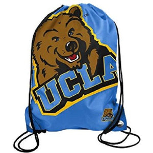 UCLA Bruins Knitted Polyester Drawstring Backpack