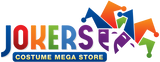 Jokers Costume Mega Store