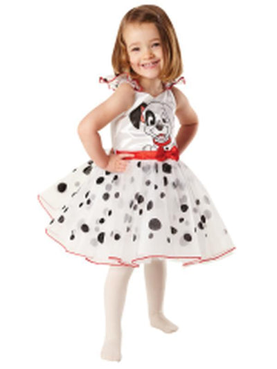 101 Dalmations - Size Toddler-Costumes - Girls-Jokers Costume Hire and Sales Mega Store