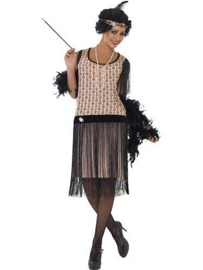 1920s Coco Flapper Costume-Jokers Costume Mega Store