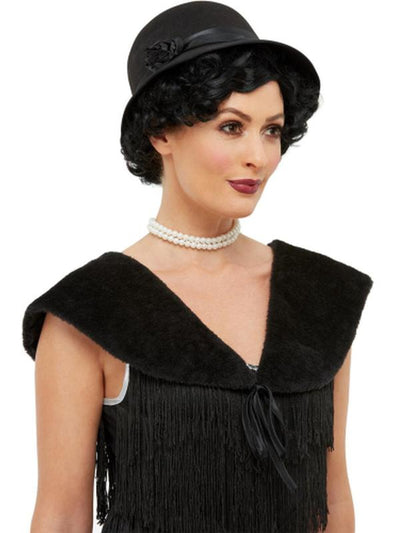 1920s Instant Kit - Black-Costume Accessories-Jokers Costume Hire and Sales Mega Store