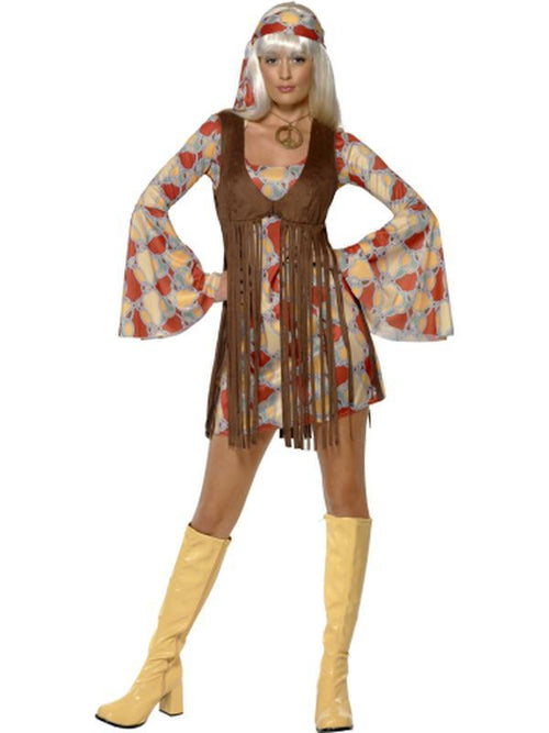1960s Groovy Baby-Costumes - Women-Jokers Costume Hire and Sales Mega Store