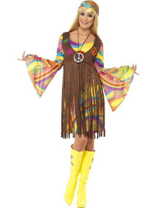 1960s Groovy Lady-Costumes - Women-Jokers Costume Hire and Sales Mega Store