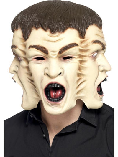 3 Face Mask-Masks - Halloween-Jokers Costume Hire and Sales Mega Store