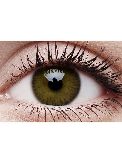 3 Tones Colour Contacts - Brown-Contact Lens - Crazy Lens 3 months-Jokers Costume Hire and Sales Mega Store