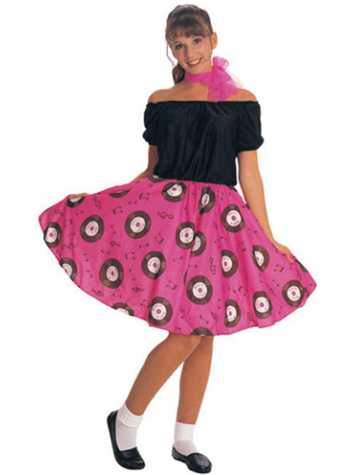 50S Girl - Size Std-Costumes - Women-Jokers Costume Hire and Sales Mega Store