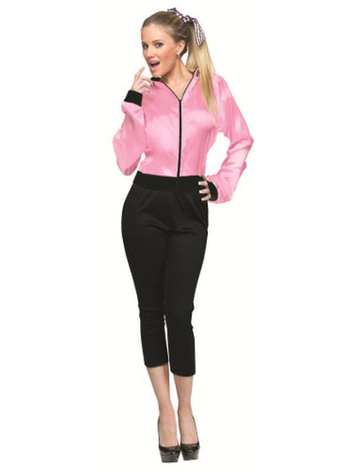 50's Ladies Jacket - Adult-Costumes - Women-Jokers Costume Hire and Sales Mega Store