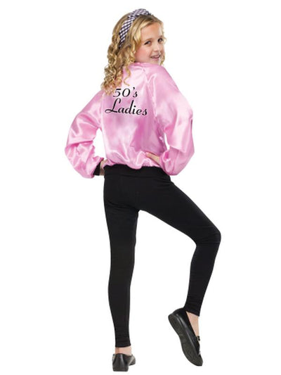 50's Ladies Jacket Child Costume-Costumes - Girls-Jokers Costume Hire and Sales Mega Store