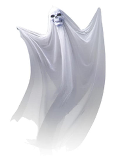 5ft Hanging Ghost-Halloween Props and Decorations-Jokers Costume Hire and Sales Mega Store