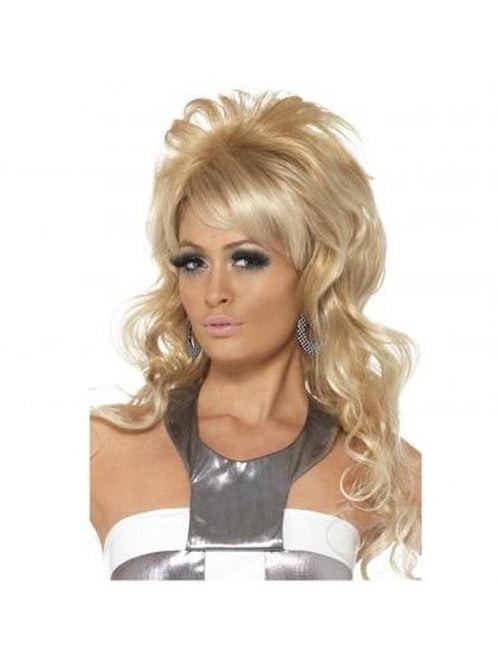 60s Beauty Queen Wig-Wigs-Jokers Costume Hire and Sales Mega Store