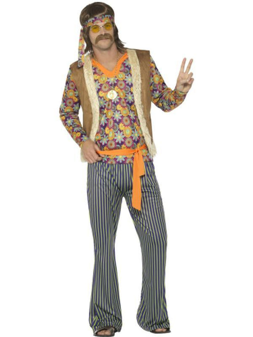 60s Singer Costume, Male-Costumes - Mens-Jokers Costume Hire and Sales Mega Store
