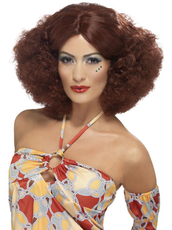 70s Afro Wig-Wigs-Jokers Costume Hire and Sales Mega Store
