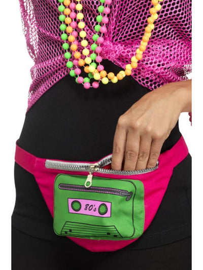 80s Bumbag-Costume Accessories-Jokers Costume Hire and Sales Mega Store