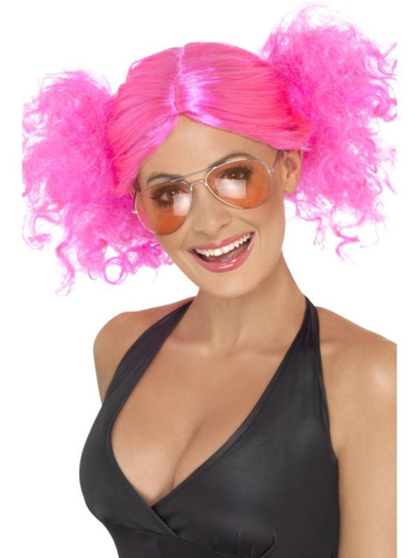 80s Bunches Wig-Wigs-Jokers Costume Hire and Sales Mega Store